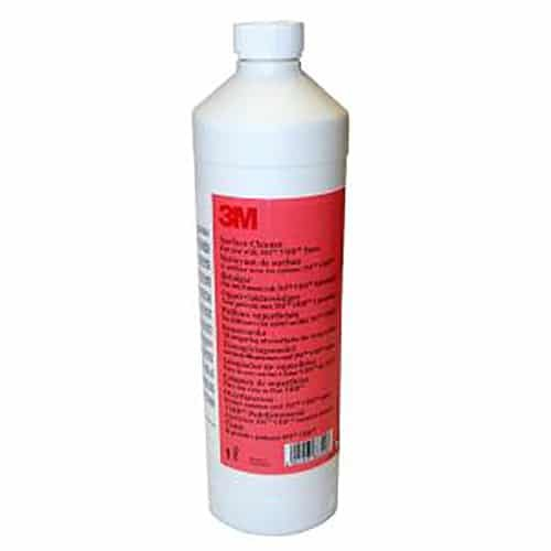 how to use 3m glass cleaner